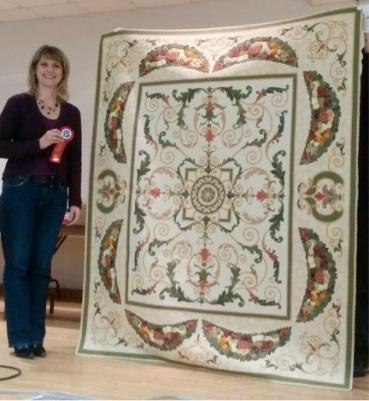 1: Kathy Wylie, Flourish on the Vine