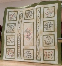 5: Joan Robertson, Celtic Knots for Sarah and Jeff