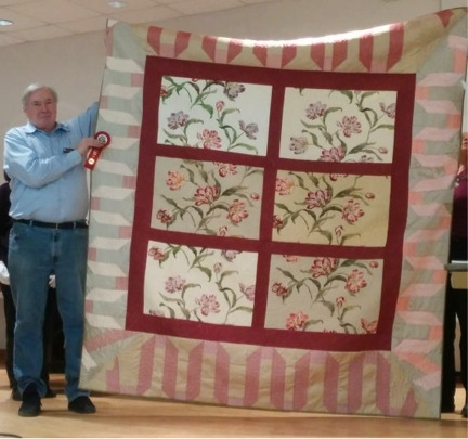 8: Peter Reeve Newsome, Parrot Quilt
