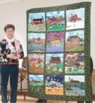 9: Peggy Kwan, Country Barn