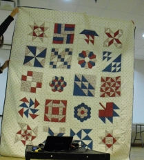 Start of a wonderful quilting journey