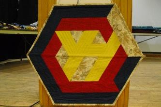 Our guild quilt