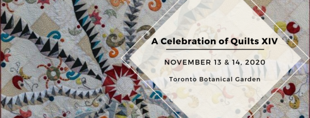 Graphic image of A Celebration of Quilts 14